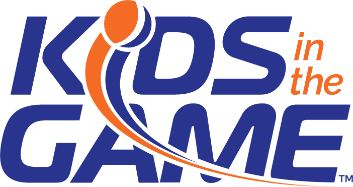 KIDS in the GAME's Logo